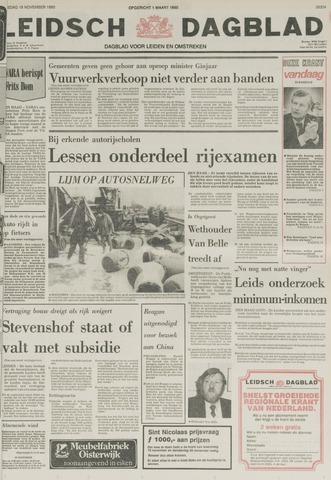 Leidsch Dagblad 1980-11-18