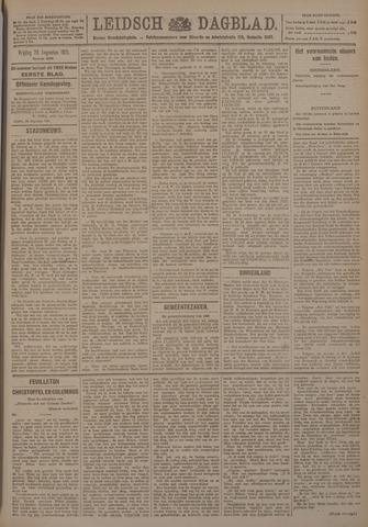 Leidsch Dagblad 1921-08-26