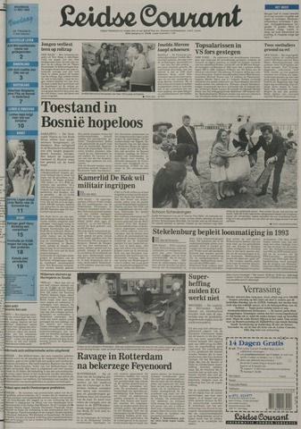 Leidse Courant 1992-05-11