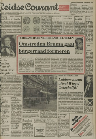 Leidse Courant 1980-02-27