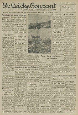 Leidse Courant 1951-06-14