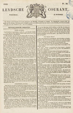 Leydse Courant 1844-10-23