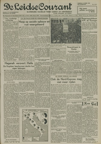 Leidse Courant 1948-04-23