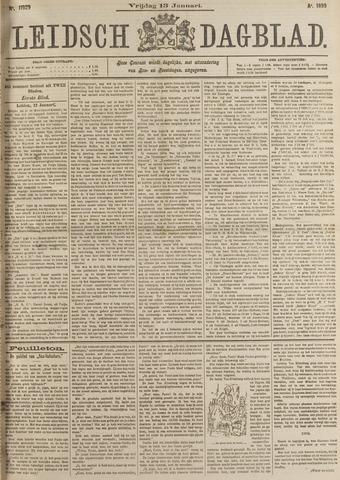 Leidsch Dagblad 1899-01-13