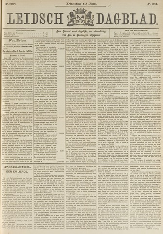 Leidsch Dagblad 1894-06-12