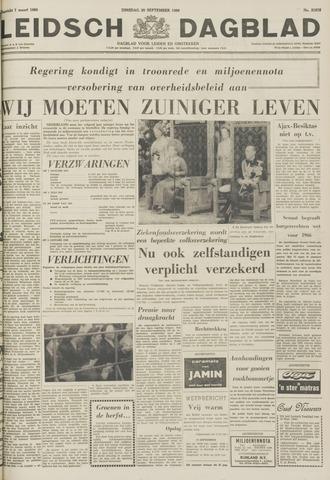 Leidsch Dagblad 1966-09-20