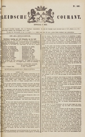 Leydse Courant 1884-05-06
