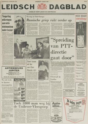 Leidsch Dagblad 1978-02-02