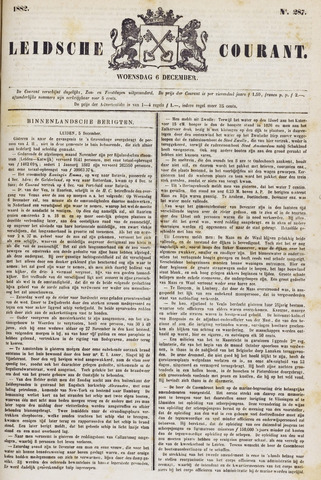 Leydse Courant 1882-12-06