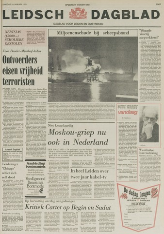 Leidsch Dagblad 1978-01-24