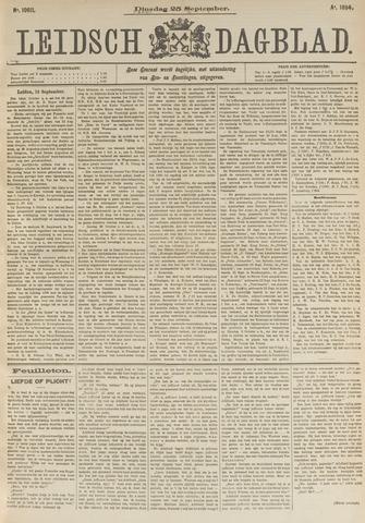Leidsch Dagblad 1894-09-25