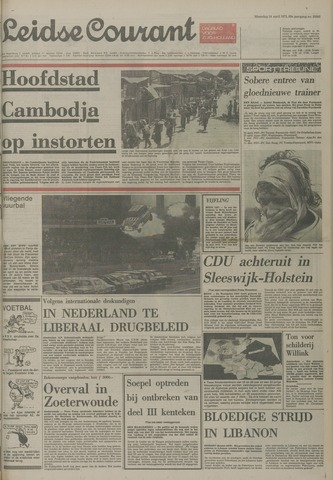 Leidse Courant 1975-04-14