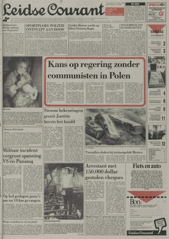 Leidse Courant 1989-08-10