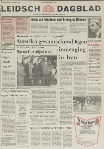 Leidsch Dagblad 1978-12-28