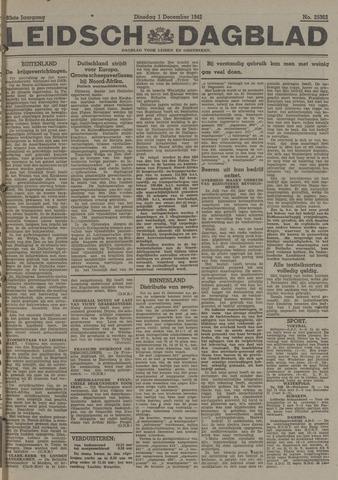 Leidsch Dagblad 1942-12-01