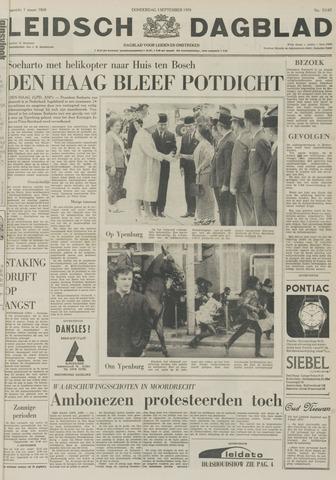 Leidsch Dagblad 1970-09-03