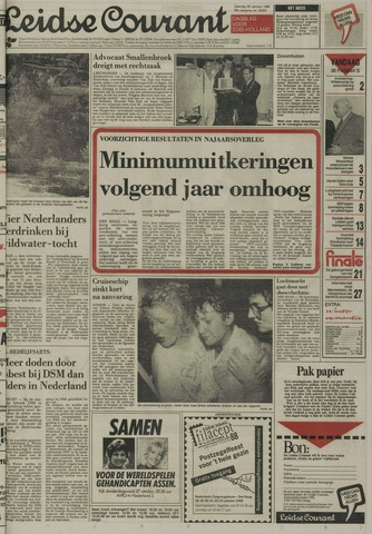 Leidse Courant 1988-10-22