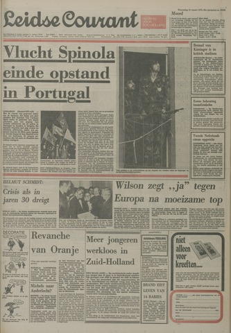 Leidse Courant 1975-03-12