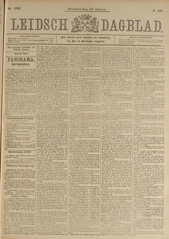 Leidsch Dagblad 1902-03-13
