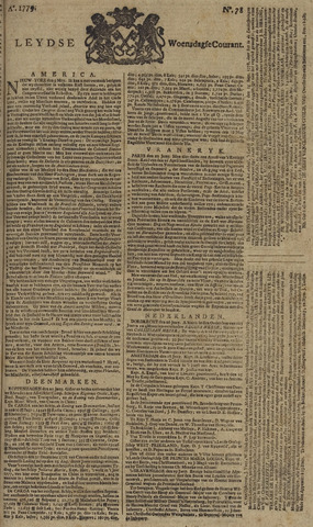 Leydse Courant 1779-06-30