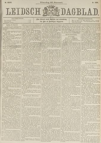 Leidsch Dagblad 1894-01-16