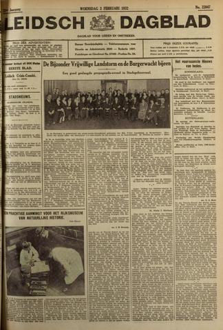 Leidsch Dagblad 1932-02-03