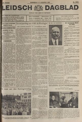 Leidsch Dagblad 1933-08-31