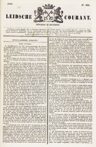 Leydse Courant 1869-12-28