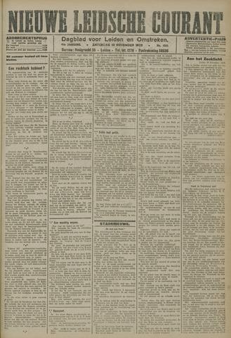 Nieuwe Leidsche Courant 1923-11-10