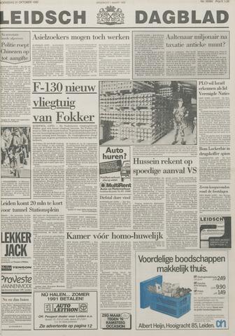 Leidsch Dagblad 1990-10-31