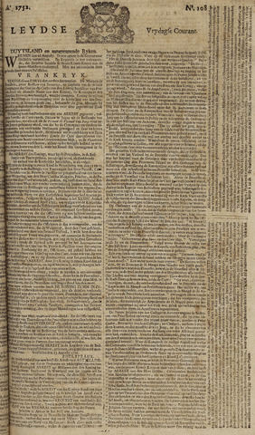 Leydse Courant 1752-09-08