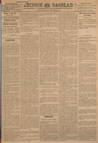 Leidsch Dagblad 1923-06-19