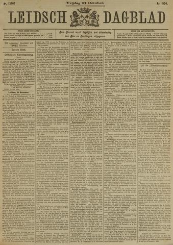 Leidsch Dagblad 1904-10-21