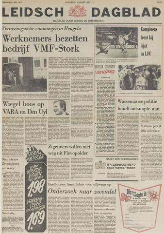 Leidsch Dagblad 1977-05-02