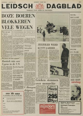 Leidsch Dagblad 1974-08-01