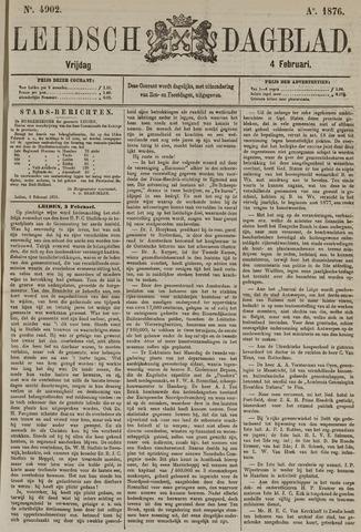Leidsch Dagblad 1876-02-04