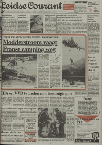 Leidse Courant 1987-07-15