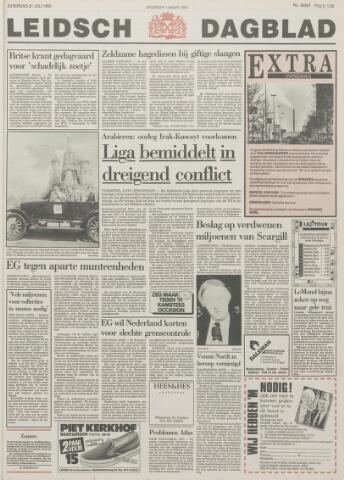 Leidsch Dagblad 1990-07-21