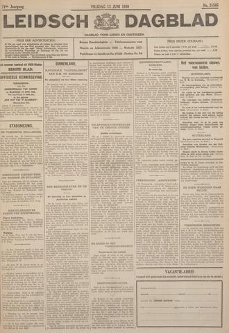 Leidsch Dagblad 1930-06-13