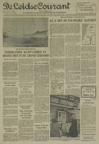 Leidse Courant 1964-01-03