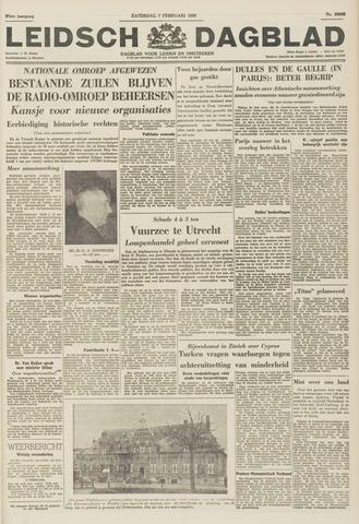 Leidsch Dagblad 1959-02-07
