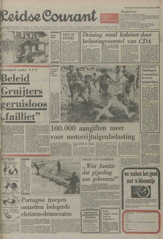 Leidse Courant 1975-02-26