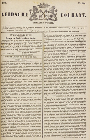 Leydse Courant 1883-10-06