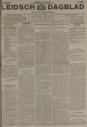 Leidsch Dagblad 1935-06-12