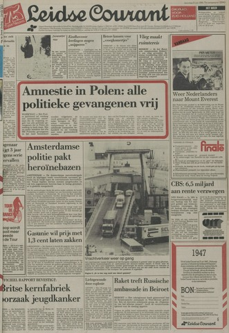 Leidse Courant 1984-07-21
