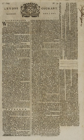 Leydse Courant 1805-05-06