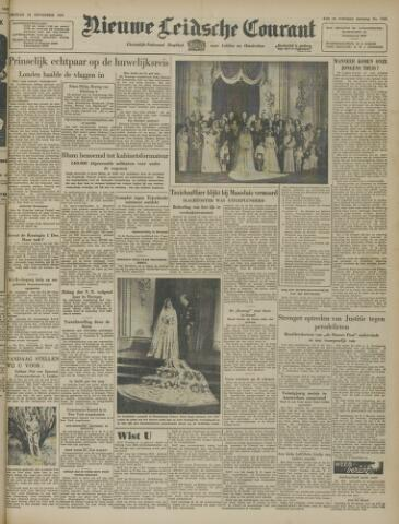 Nieuwe Leidsche Courant 1947-11-21
