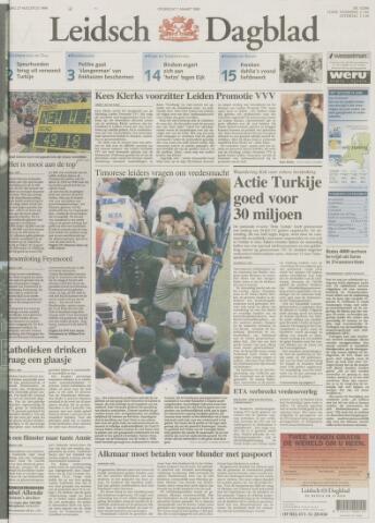 Leidsch Dagblad 1999-08-27