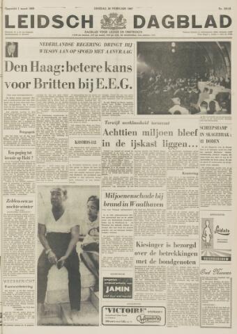 Leidsch Dagblad 1967-02-28