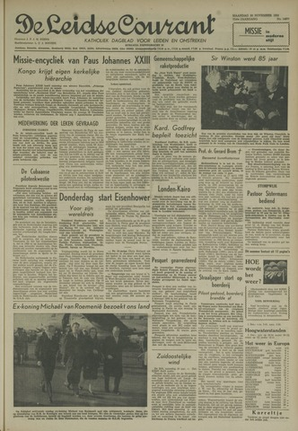 Leidse Courant 1959-11-30